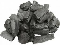 Древесный уголь и древесно угольные брикеты от производителя!