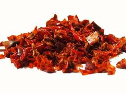 Dried Bell pepper