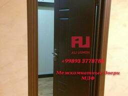 Двери межкомнатные из МДФ (шпон)