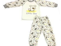 Двойка для малышей (пижама)