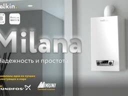 Двухконтурный газовый котел Milana