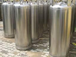 Дьюары для жидкого азота 175л