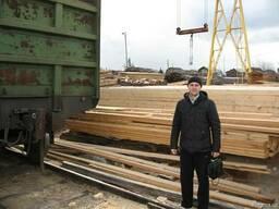 Экспорт пиломатериалов от производителя из России - фото 4