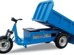 Электрический грузовой трицикл для кирпичный завод. M-25