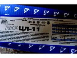 Электроды по нержавеющей стали ЦЛ-11 ОЗЛ-6 Нж-13