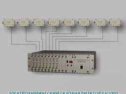 Электрохимический газоанализатор eh1000