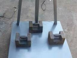Электронные торговые весы, платформенные весы до 500 кг