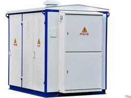 Подстанции трансформаторные комплектные КТП-2-25. .. 630/10(6