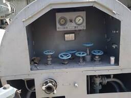 Емкость для транспортировки кислорода, аргона, азота.