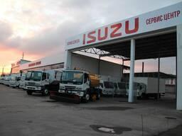 Водовоз ISUZU FVR 33G