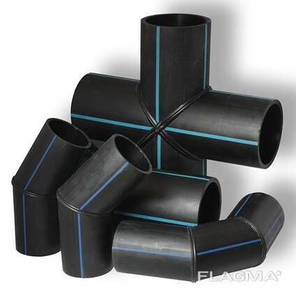 Фитинги: тройники, отводы полиэтиленовые