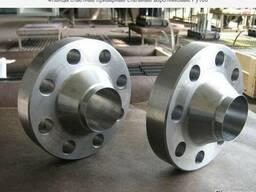 Фланцы ответные приварные стальные воротниковые Ру160
