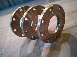 Фланцы стальные от диаметр 50 до 1400
