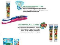 Four fruit – Toothbrush Toothpaste 50 ml.