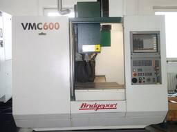Фрезерный станок с ЧПУ Bridgeport VMC 600