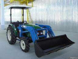 Фронтальный погрузчик для тракторов TTZ LS I38