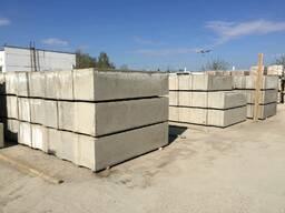 ФСК блоки для фундамента. Длина-2. 40 м.