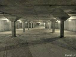 Гидроизоляция железобетонных элементов подземного паркинга
