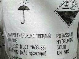 Гидроксид калия - (едкое кали)