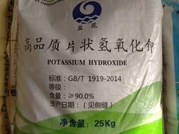 Гидроксид калия (калий едкий)