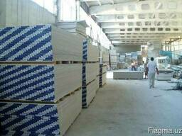 Гипсокартон 2500х1200х11х12,5 (48) (Гипсокартон стеновой) 8 000 сум/метр кв.