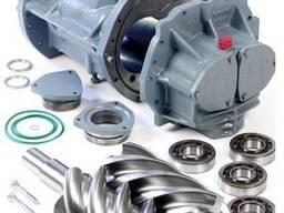 GMT Ремонт винтового блока компрессорного оборудования
