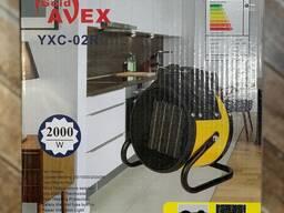GoldAvex электрическая обогреватель, тепловая пушка