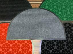 Грязезащитные коврики на основе ПВХ