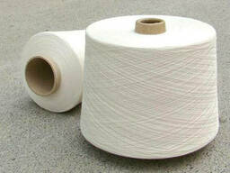 Х/б пряжа оптом, cotton yarn in big quantity