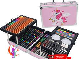 Набор для детского творчества 145 предметов!