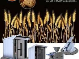Хлебопекарное Оборудование Corinox
