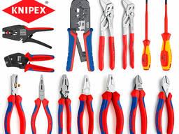 Инструменты легендарного качества Knipex (Германия)
