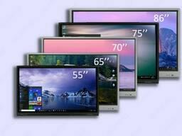 Интерактивная ЖК панель 55 дюйма