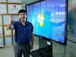 Интерактивный дисплей 86 дюйм