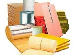 Изоляционные материалы в строительстве