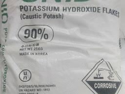 Калий гидроксид (КОН)