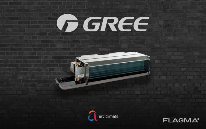 Канальные фанкойлы Gree fp-51wahs