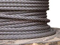Канат стальной 14. 00 - Г-В-Н-Р-КЛ-1770 ТУ 14-173110-2012-1