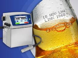 Каплеструйный принтер маркиратор и датер CIJ Linx 8900 серии