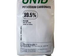 Карбонат калия ( ПОТАШ )