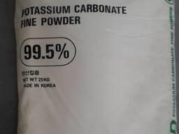 Карбонат калия (ПОТАШ) / Калий углекислый