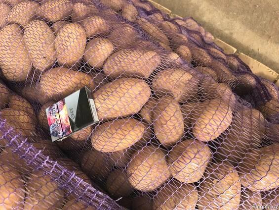 Картофель, овощи из Беларуси.