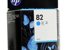 Картриджи HP №82 для HP DesignJet 500