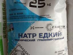 Каустическая сода Россия 99% гранула