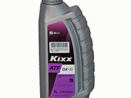 Kixx ATF DX-III, Dextron III, 1 л Трансмиссионные масла