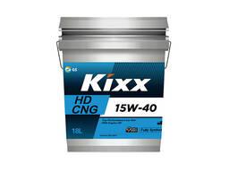 Kixx HD CNG 15W/40 - (на природном газе) 18L
