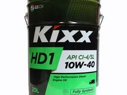 Kixx HD1 10W/40, Дизельное масло, 20 л