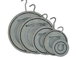 Клапан обратный межфланцевый КОМ-50