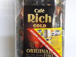 Coffee. Кофе «Café Rich» в Гранулах. в Пласт Банке по 150 шт/ 12Банок в Коробке