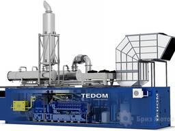 Когенерационные установки TEDOM (Чехия) на газе